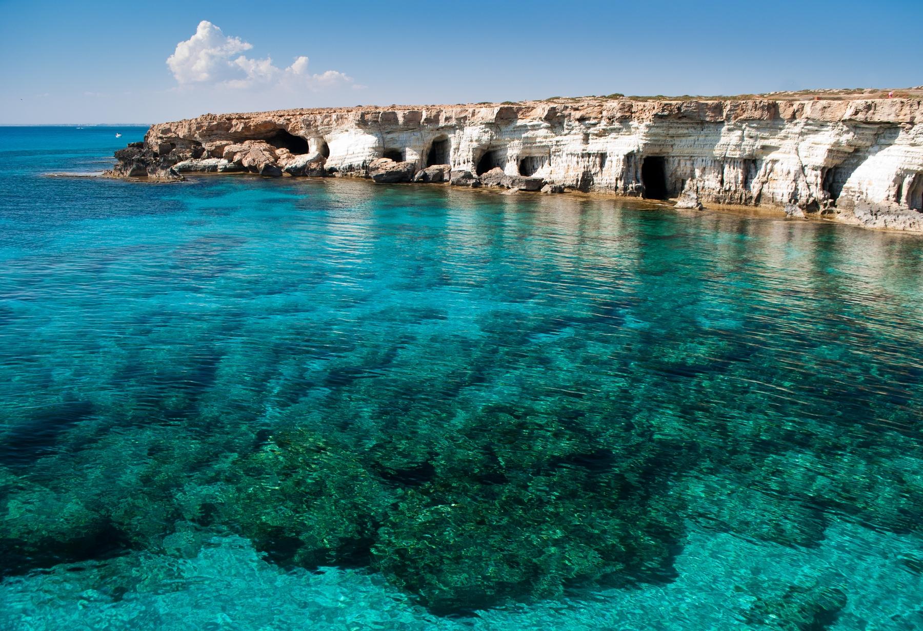 Национальный природный парк Каво Греко (Cape Greco National Forest Park, Κάβο Γκρέκο (греч.), или мыс Греко, на Кипре
