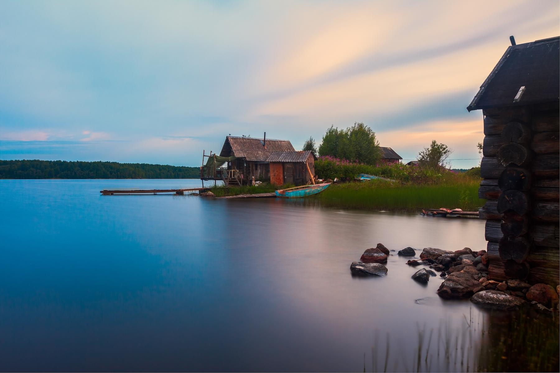 Куда поехать в Карелии — отдых на озере