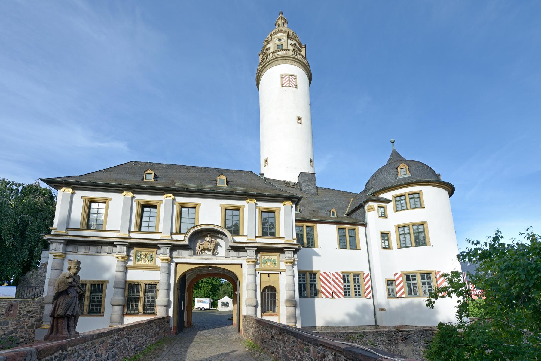 Höchster Schloss in Frankfurt am Main