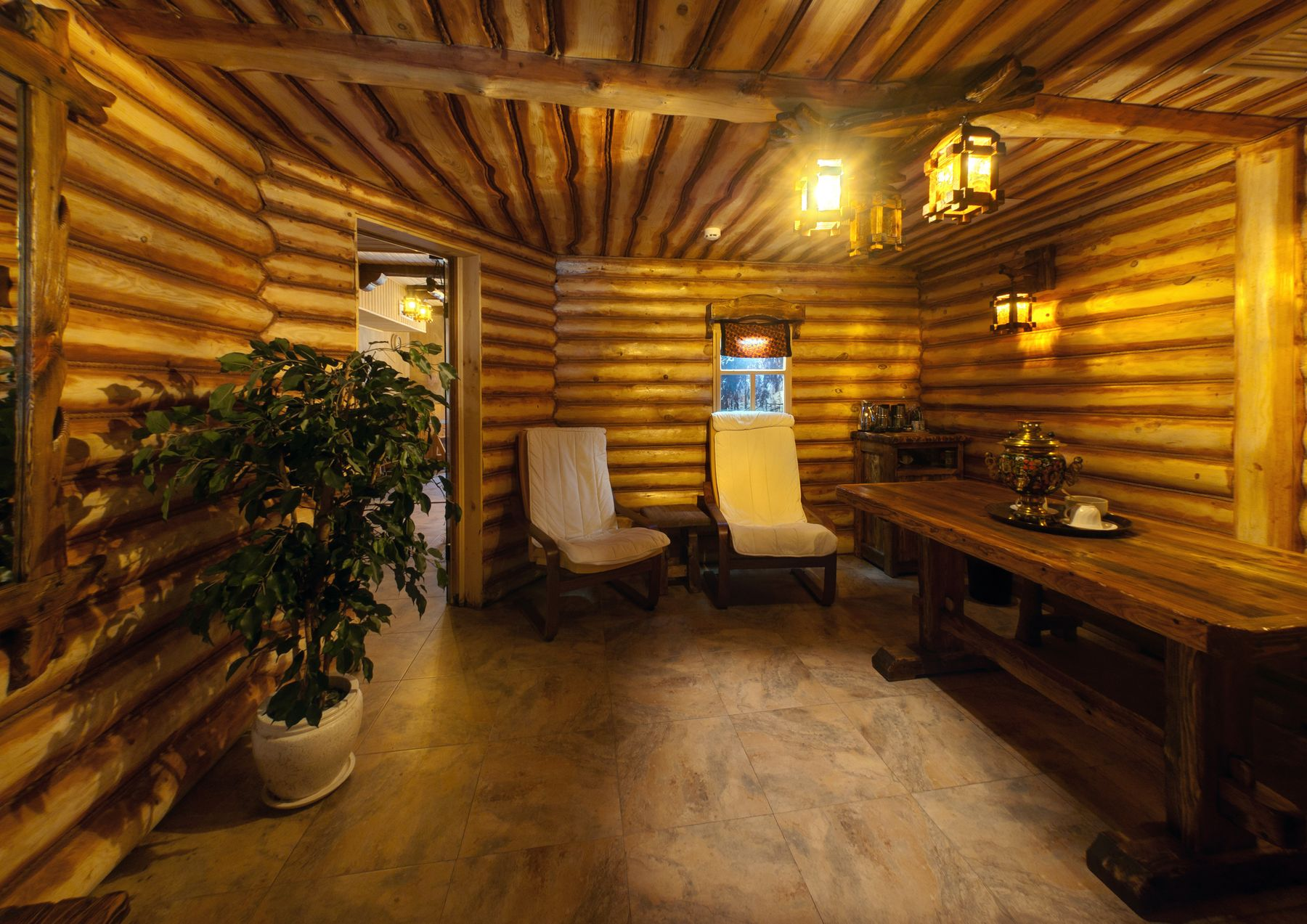 Русская баня «Ревиталь Парк» заряжает энергией, снимает стресс, улучшает сон и повышает иммунитет