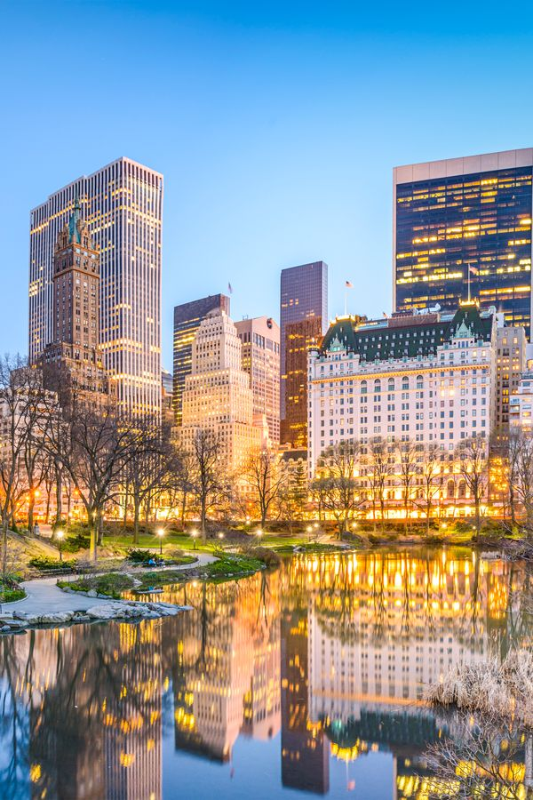 Die beliebtesten Städte der USA: New York City, New York