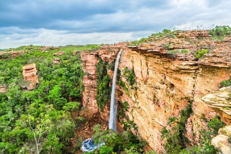 Você é apaixonado por cachoeiras? Clique na foto e veja 5 lugares para você ir!