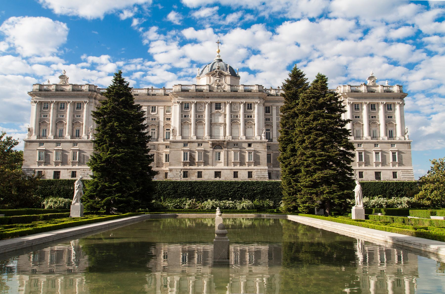 Palacio Real - top 10 cheap things to do in Madrid