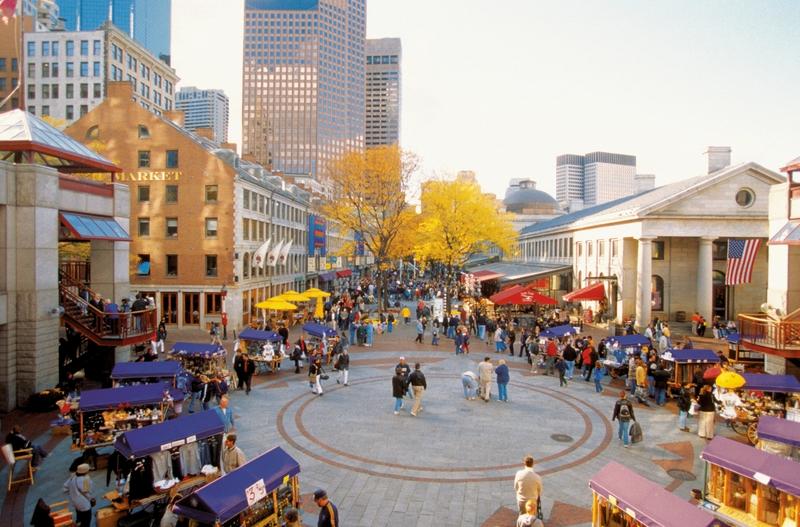 Boston cosa vedere: mercato