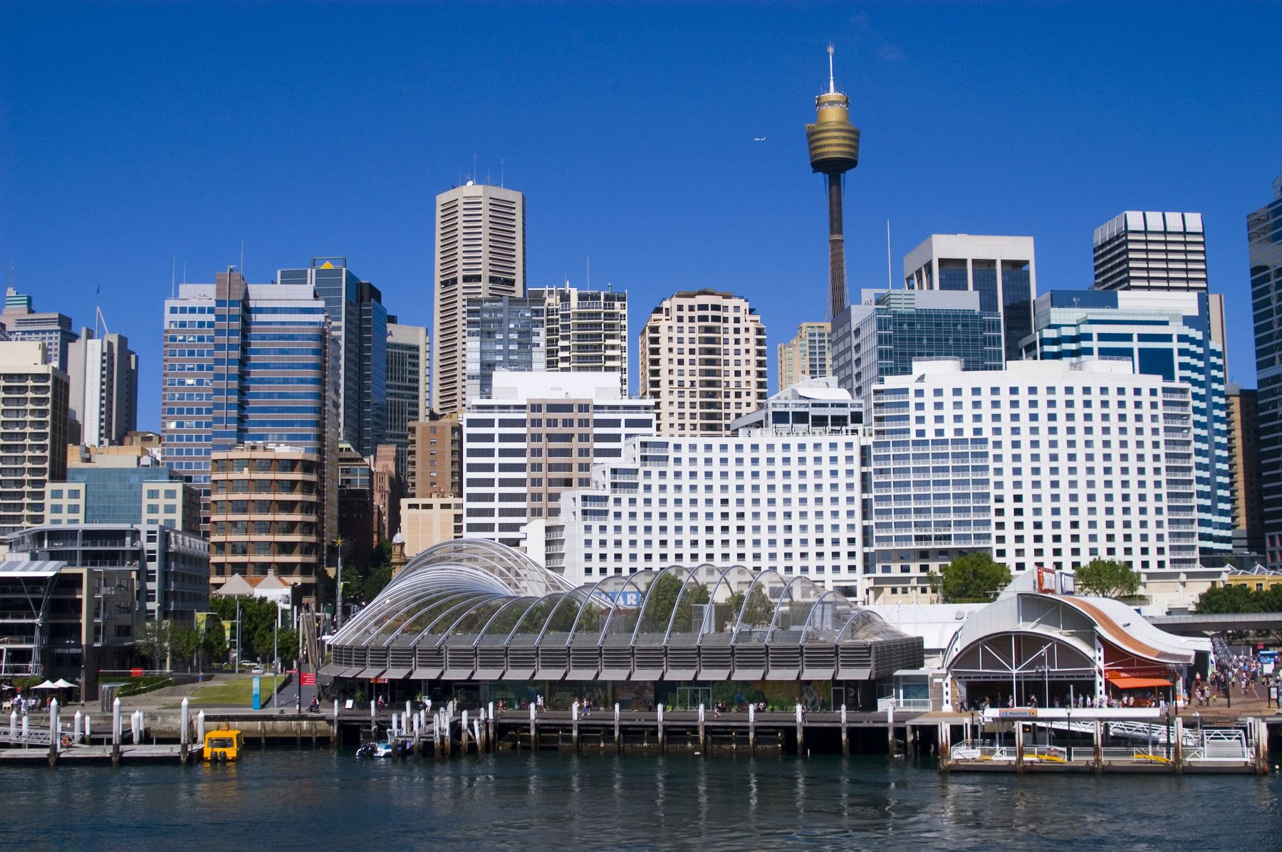 The best hotels near Darling Harbour
