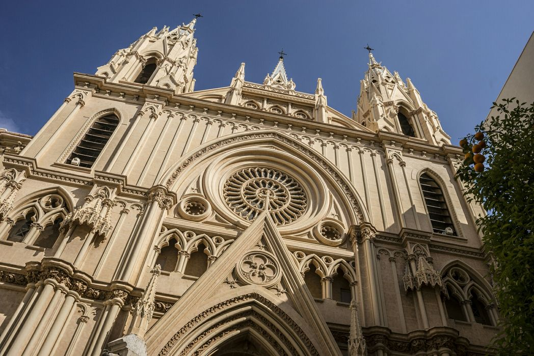 Malaga Cathedral - La Manquita, one of the city's top attractions