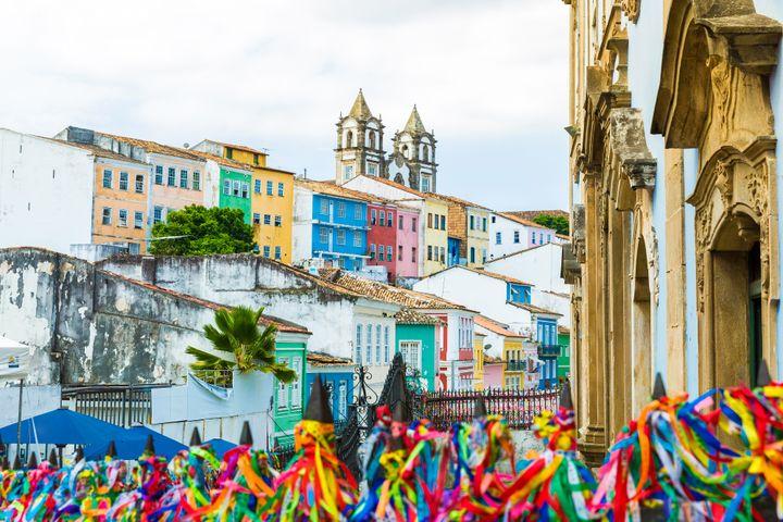 Die schönsten Reiseziele Brasiliens: Pelourinho bei Salvador, Bahia
