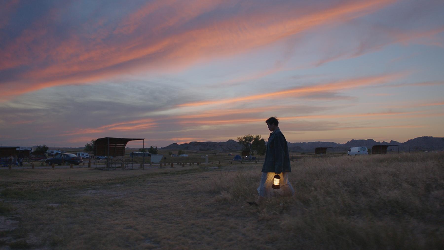 2021 docu-fiction film Nomadland was filmed in Arizona, Nevada and South Dakota