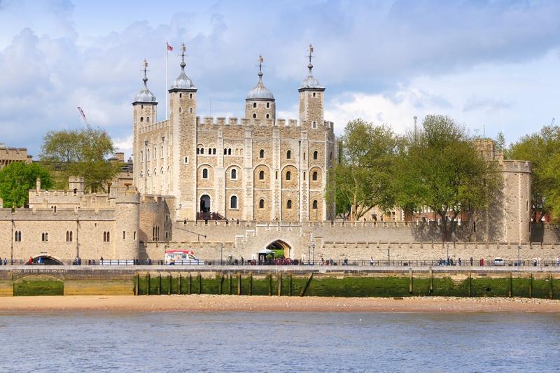 La Tour de Londres, à visiter lors de votre voyage en Angleterre