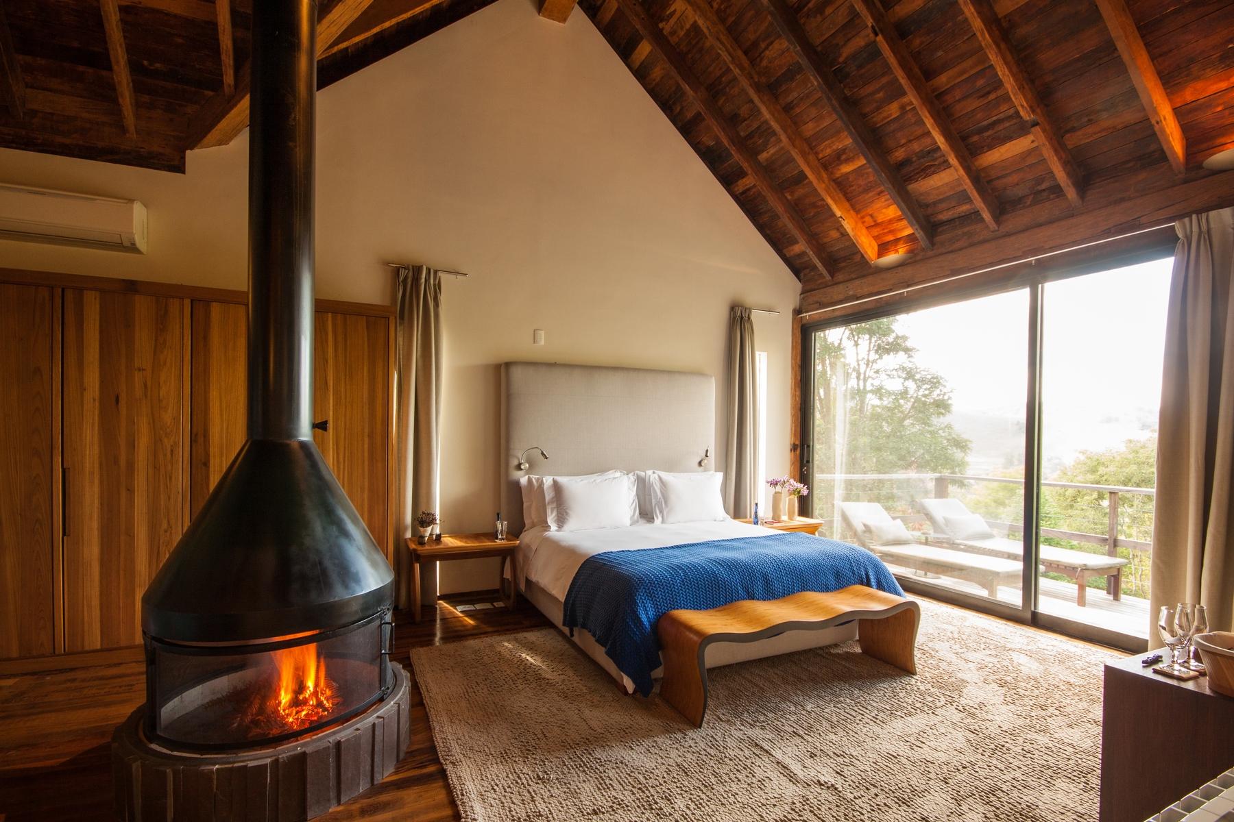 Melhores hotéis para quem gosta de montanhas