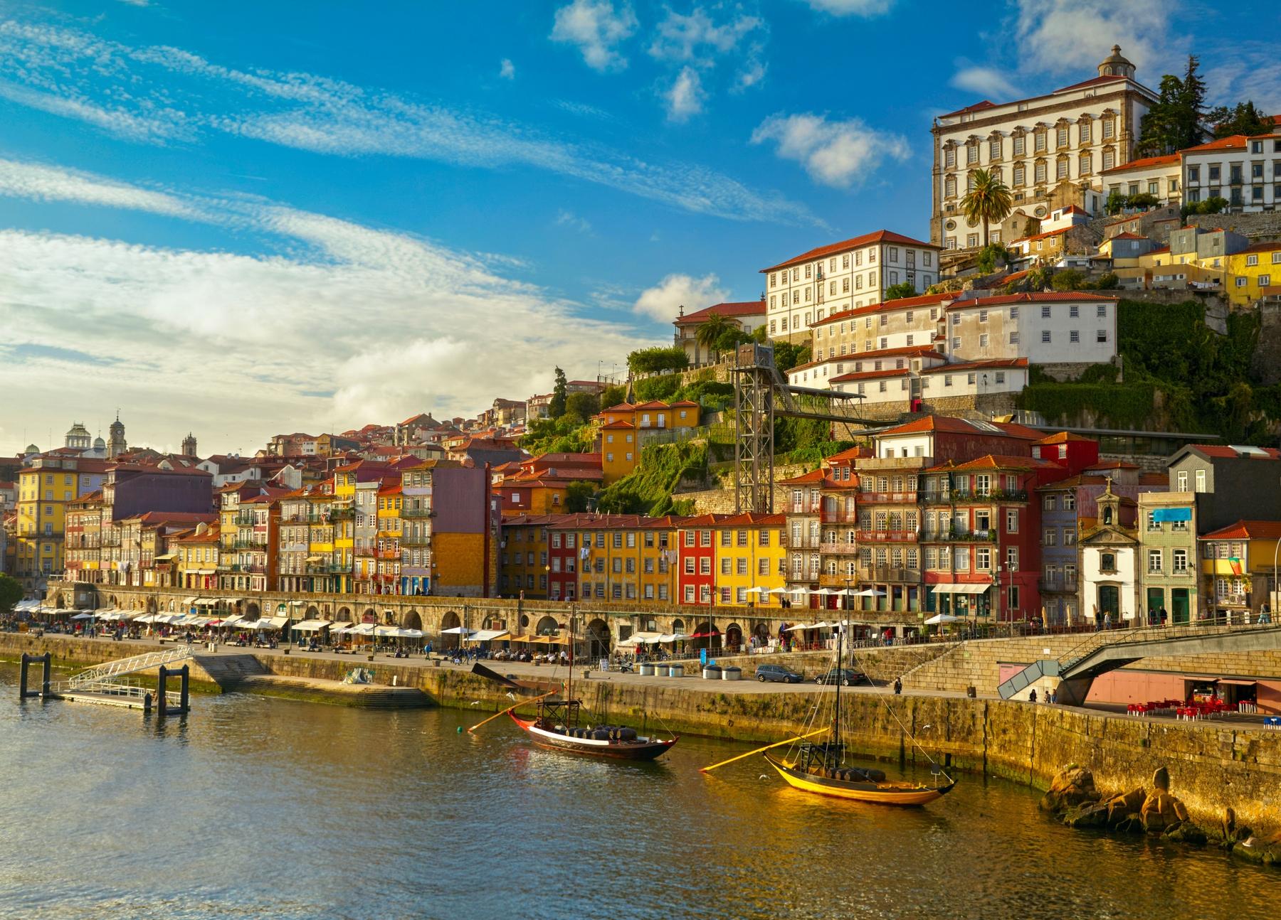 Portugal cityscape