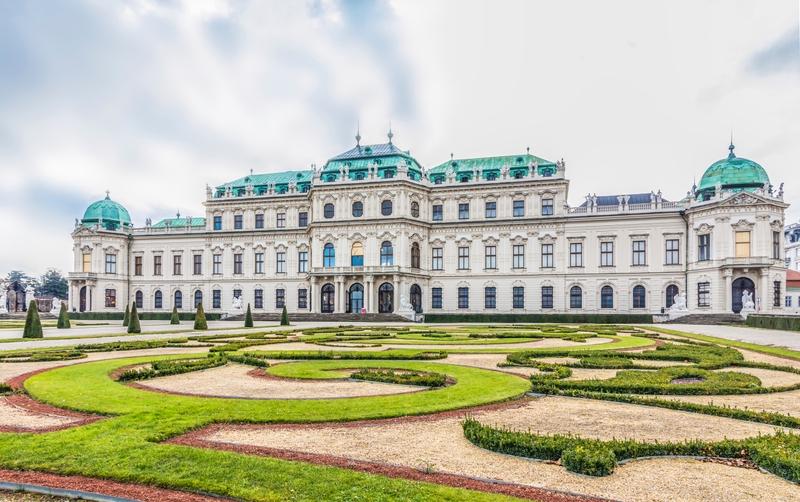 Vienna, Schloss Schönbrunn