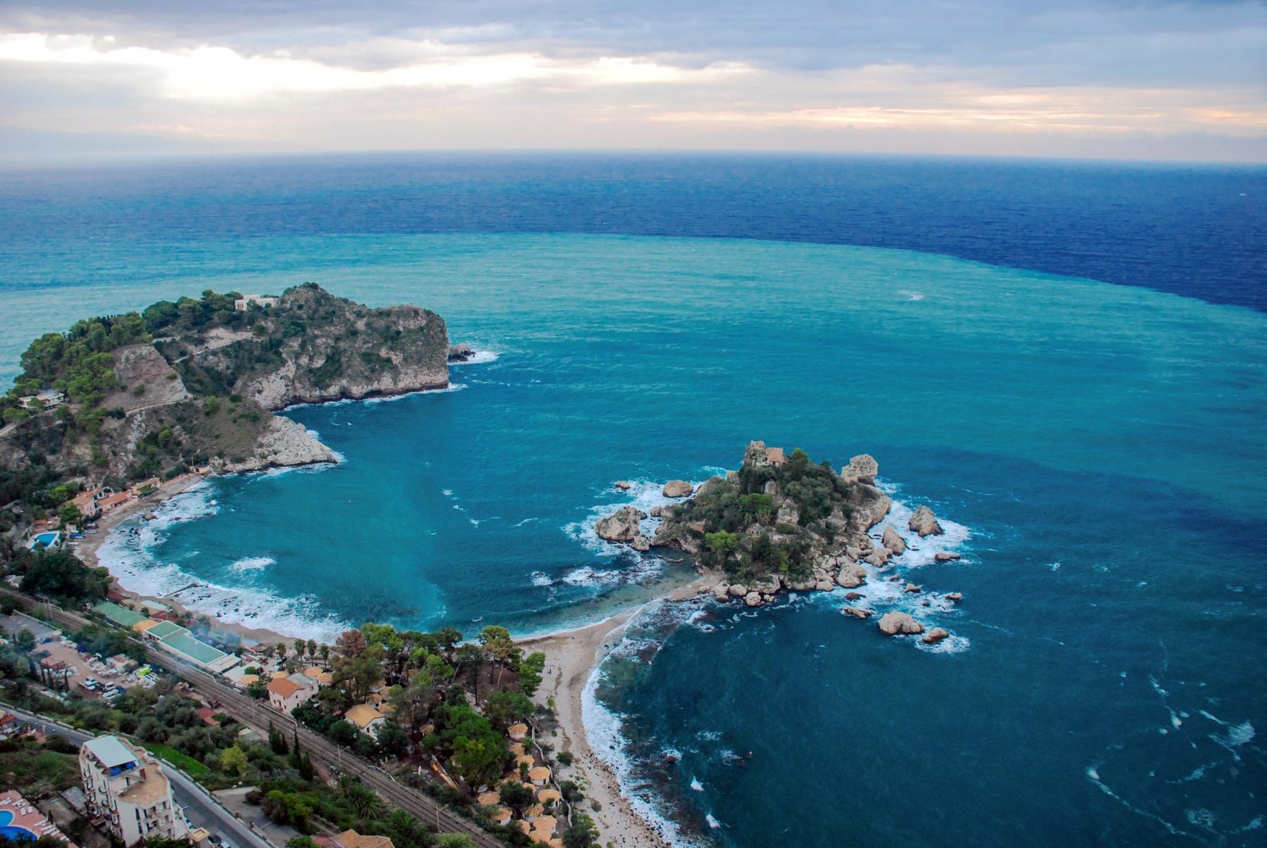 Lugares más bonitos de Italia: Sicilia