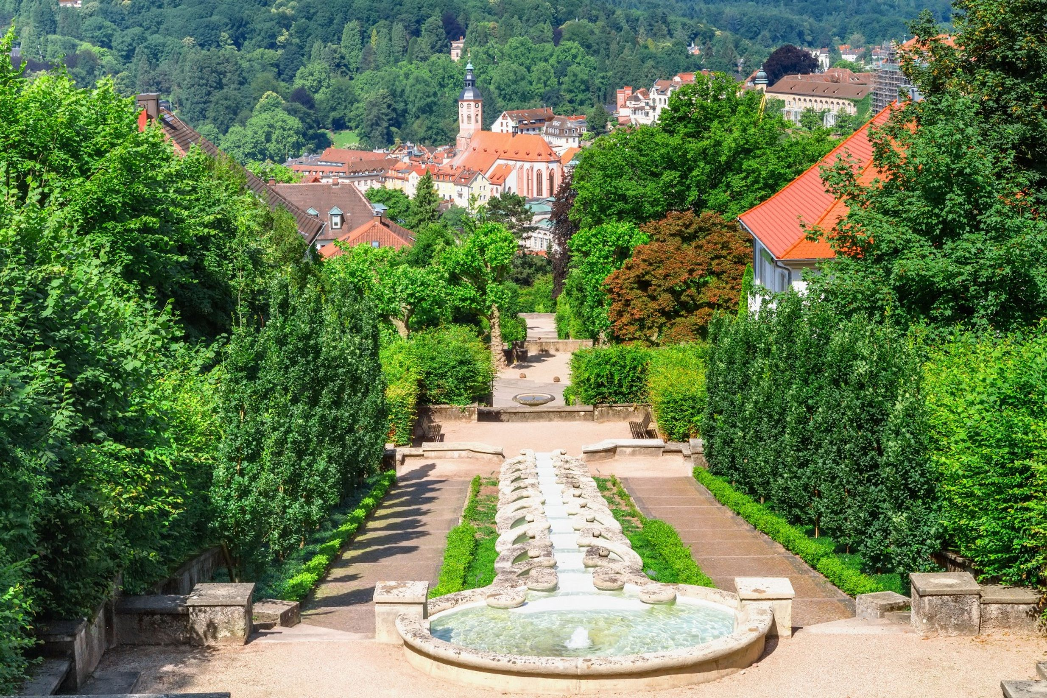 Wellnesshotels im Schwarzwald: Baden-Baden