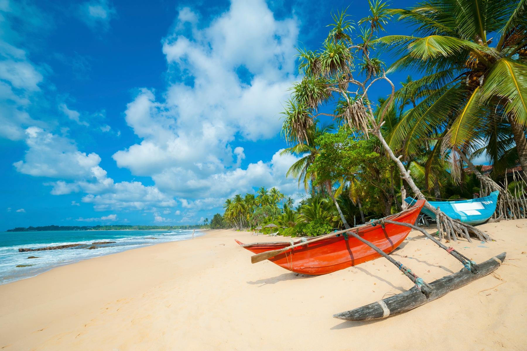 Sri Lanka heißt Urlauber an Ostern willkommen