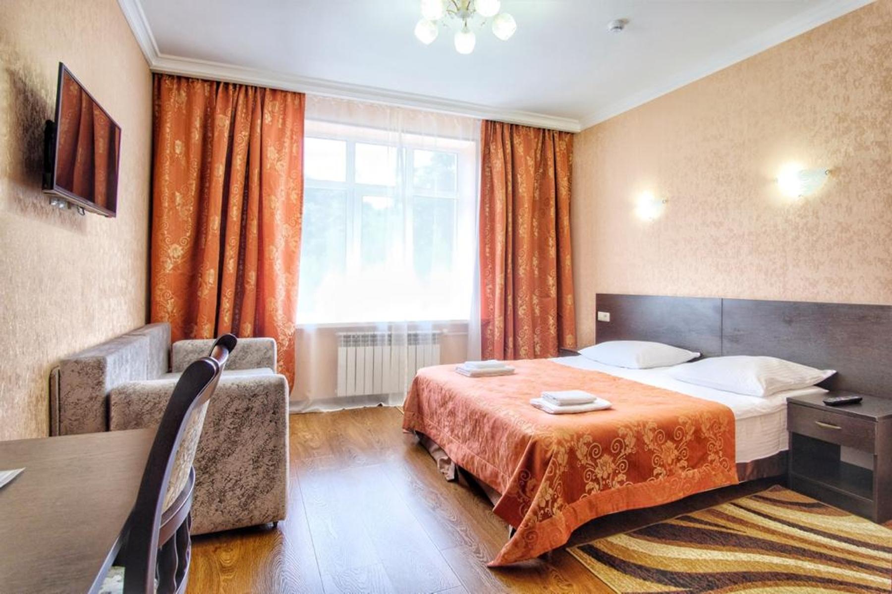 Отель «Кавказ» в Архызе