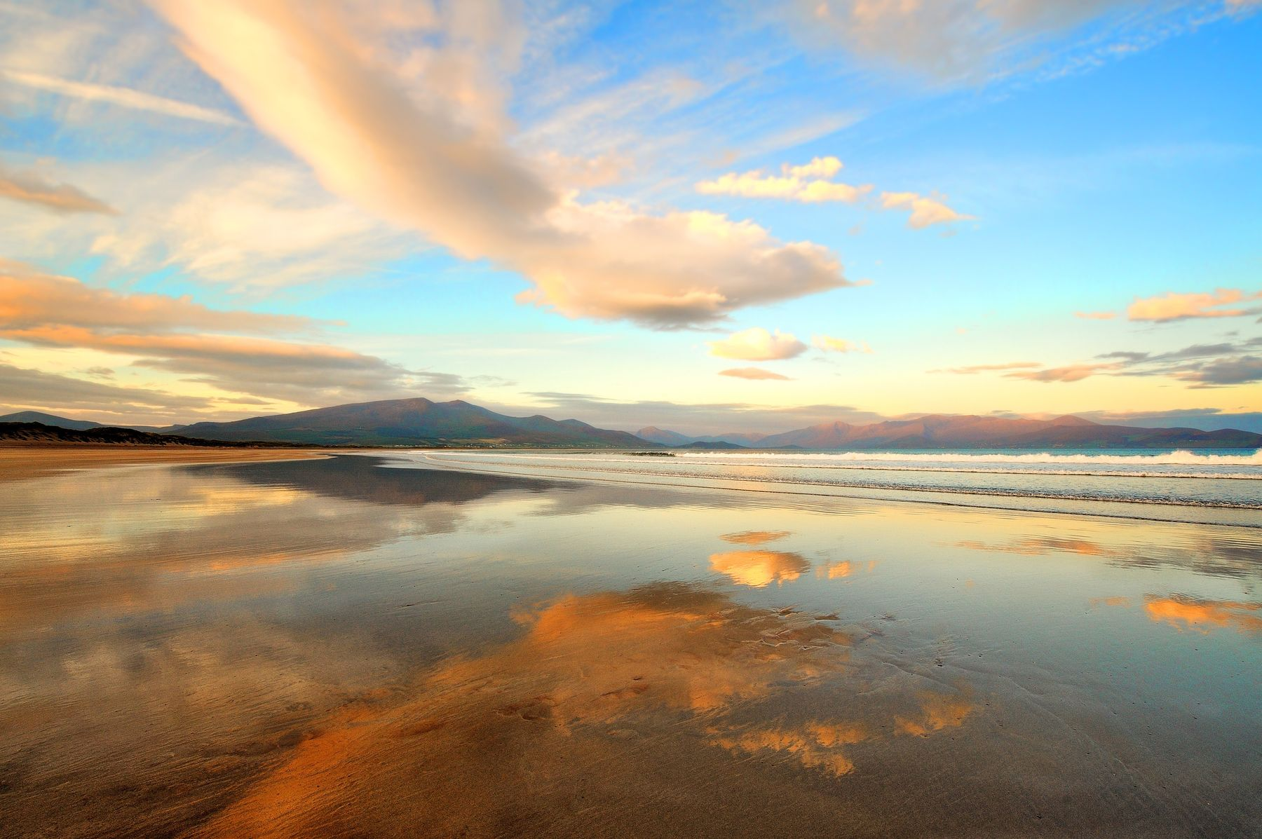Brandon Bay, Co. Kerry - 10 of the best beaches in Ireland