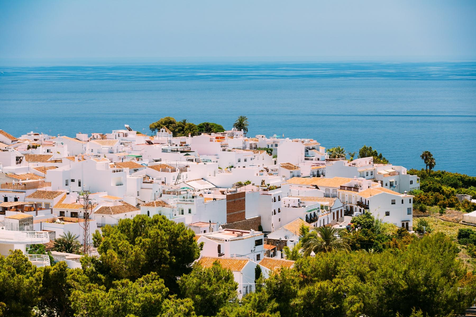Malaga is perfect for cheap beach holidays