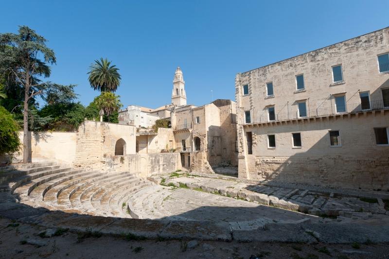 Cosa vedere a Lecce: Teatro Romano