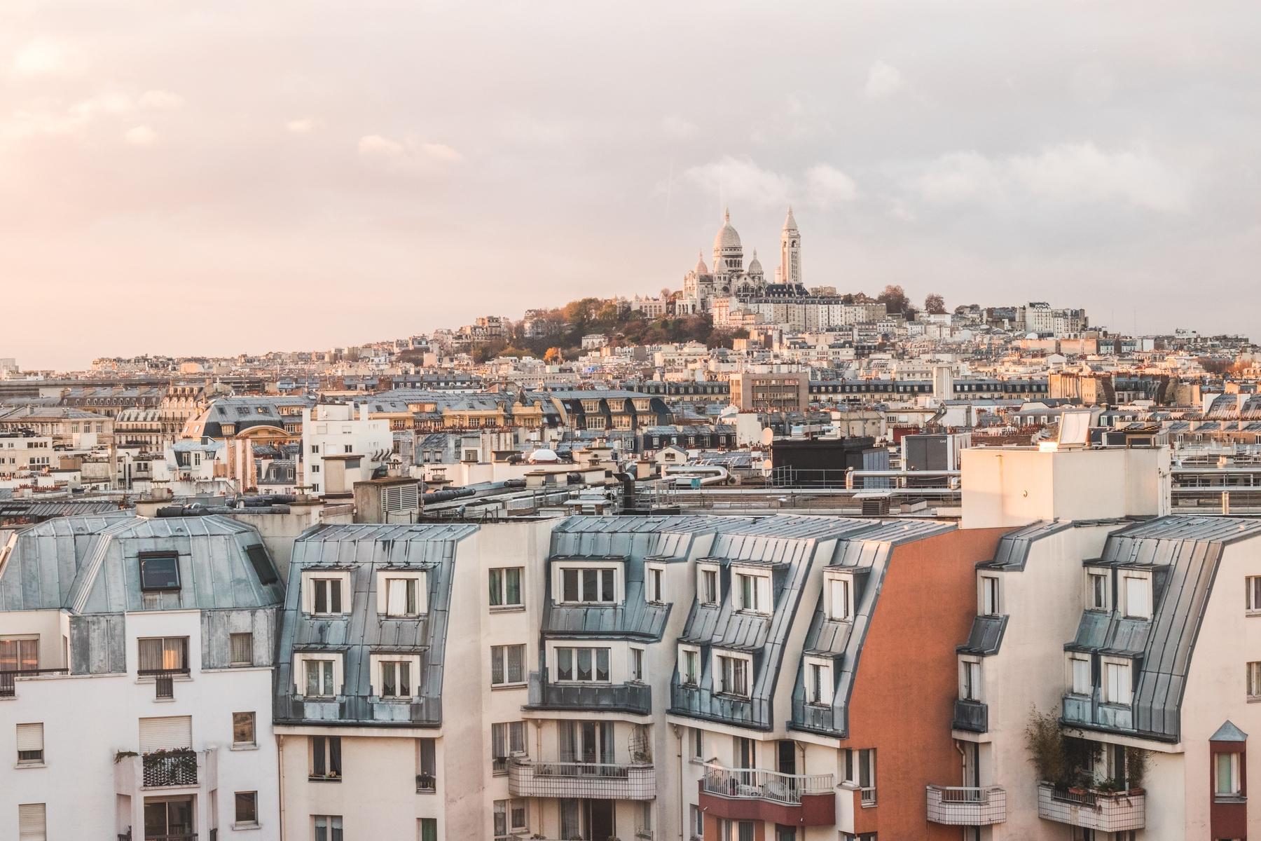 Faire du télétravail à l'hôtel à l'extérieur de Paris