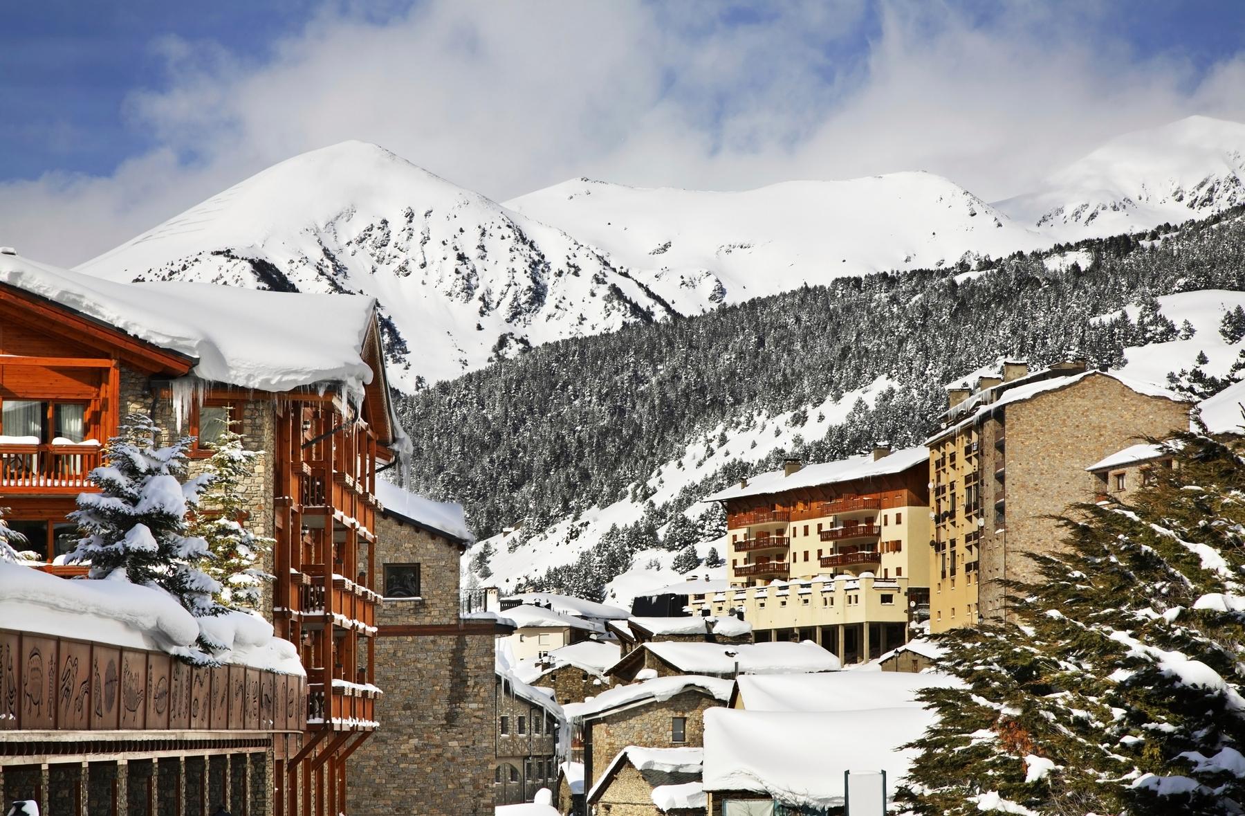 Отдых в карликовых государствах: горнолыжные курорты Андорры