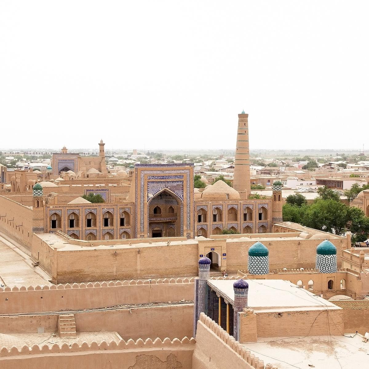 Reiseinformationen und beste Reisezeit für Usbekistan