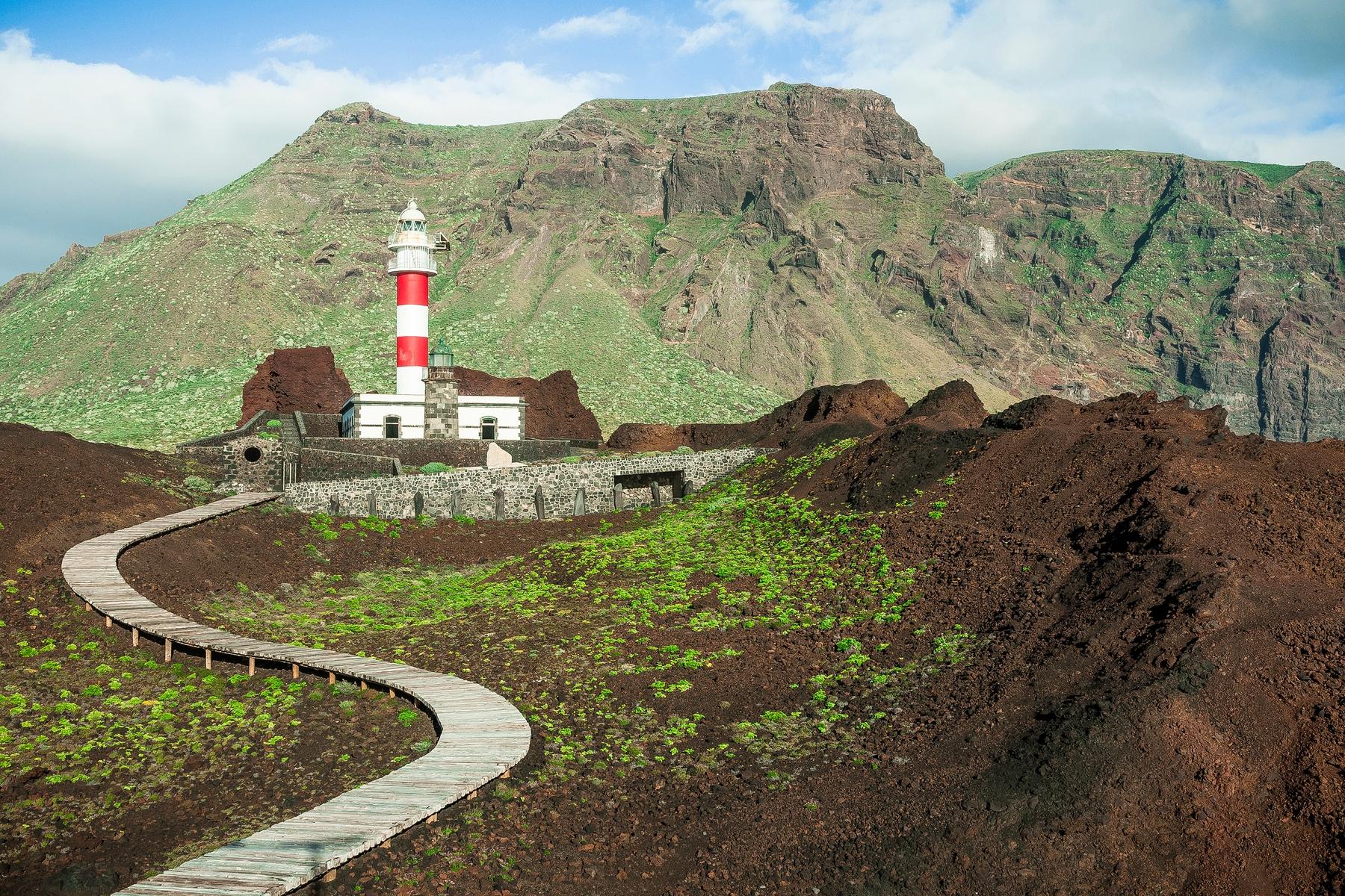 Planifica tu road trips tras la cuarentena del coronavirus y descubre paisajes como los de Tenerife.