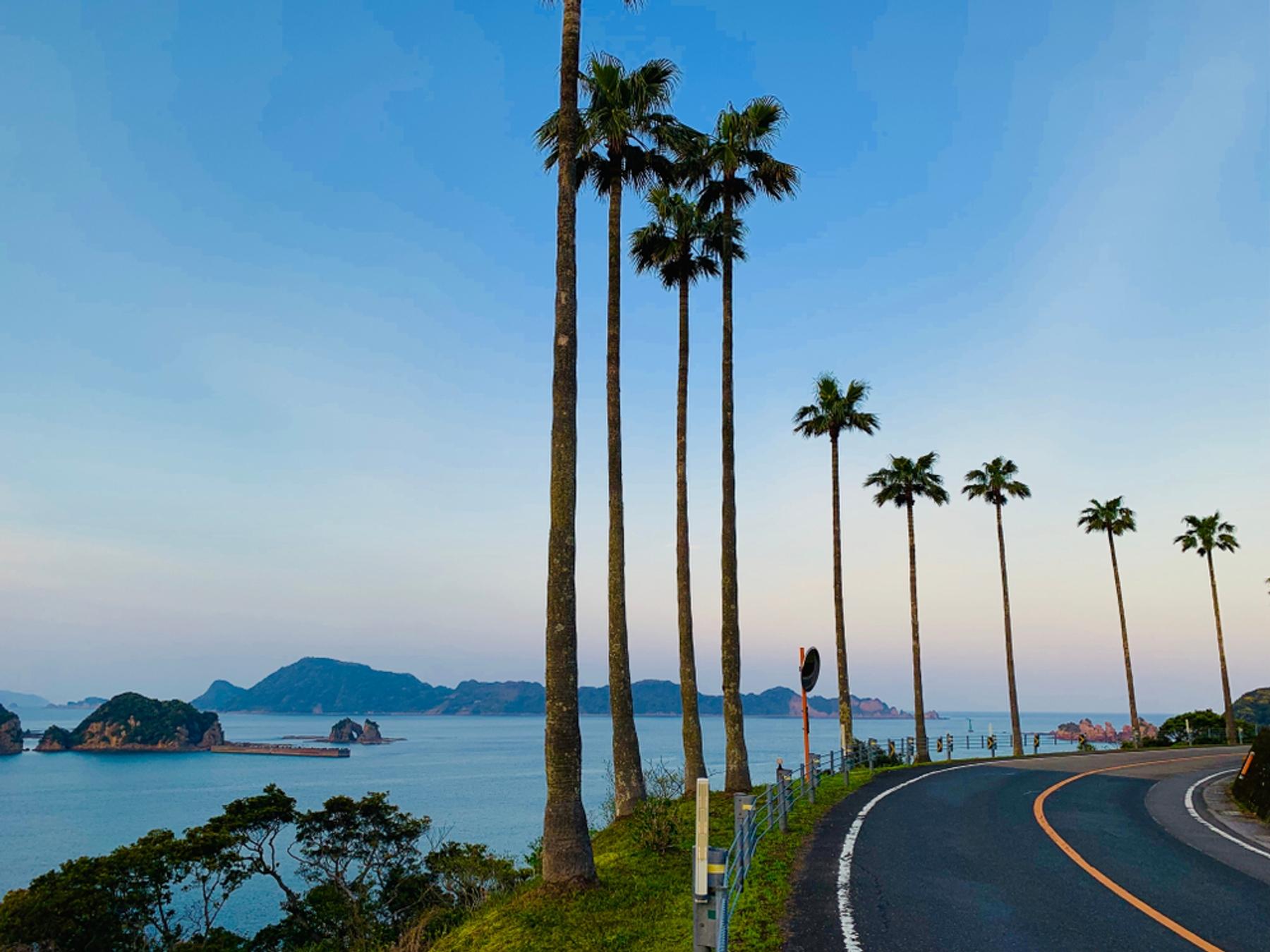 宮崎県日南海岸