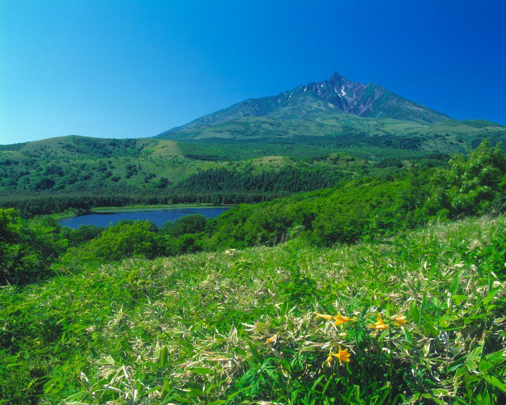 Die schönsten Inseln Japans: Rishiri, Japanisches Meer