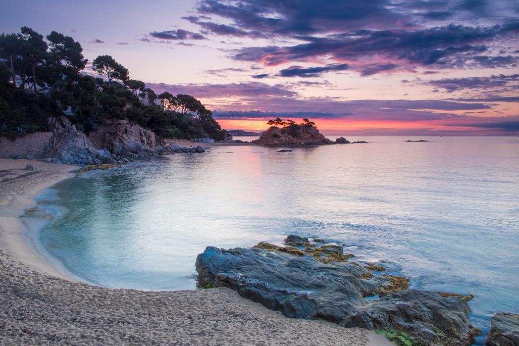 Spiagge a Barcellona: Lloret de Mar