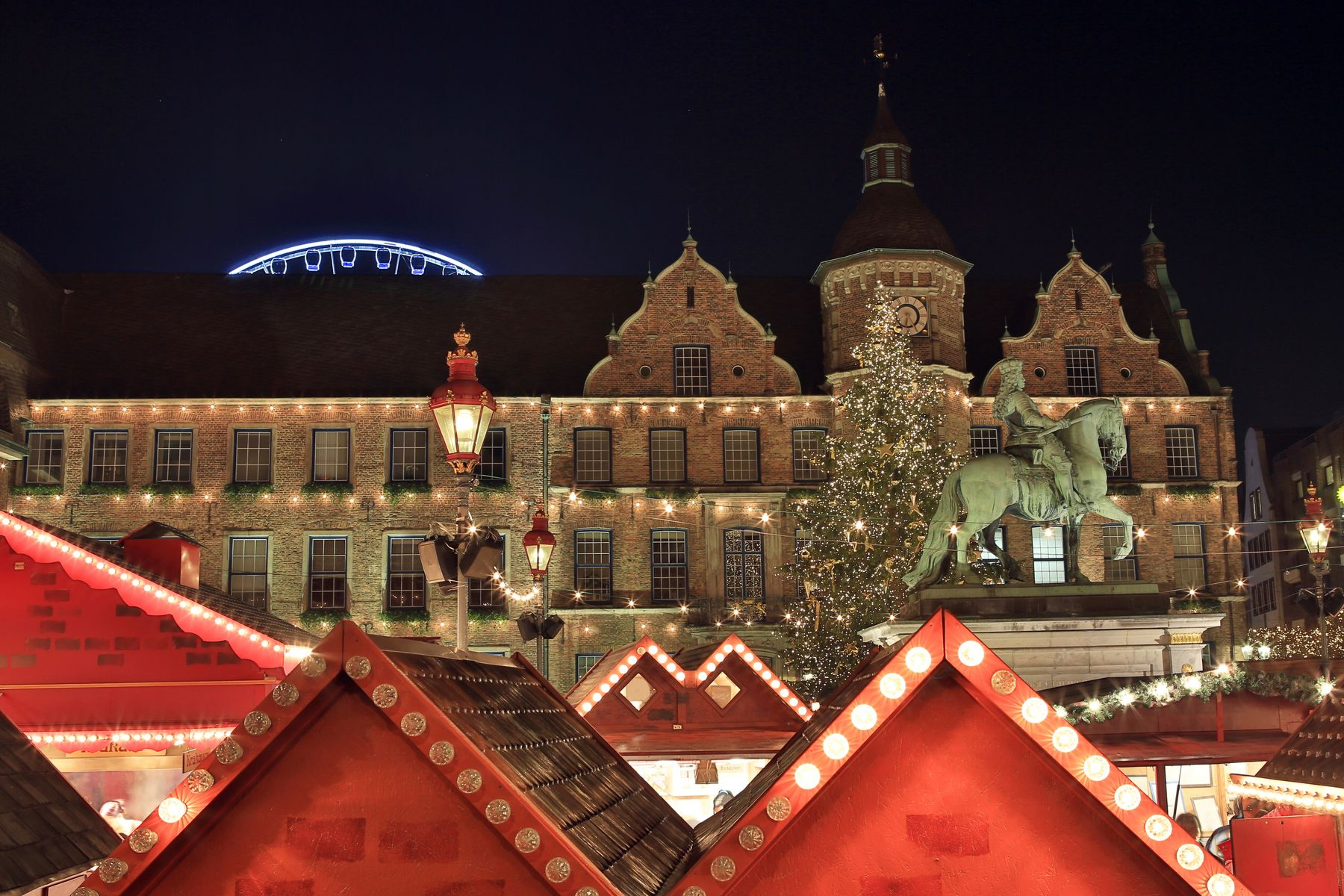 Что посмотреть в Дюссельдорфе за 1 день самостоятельно с детьми зимой Куда сходить обязательно маршруты для туриста