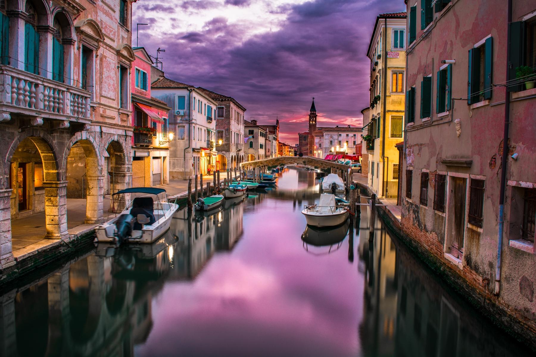 Сколько стоит жилье в Венеции