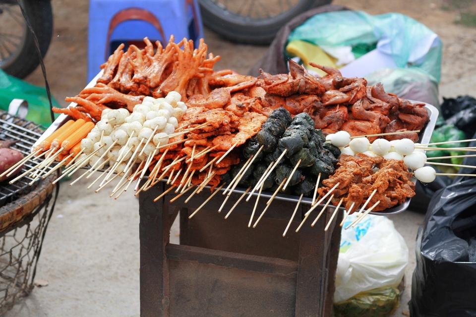 Street food heaven