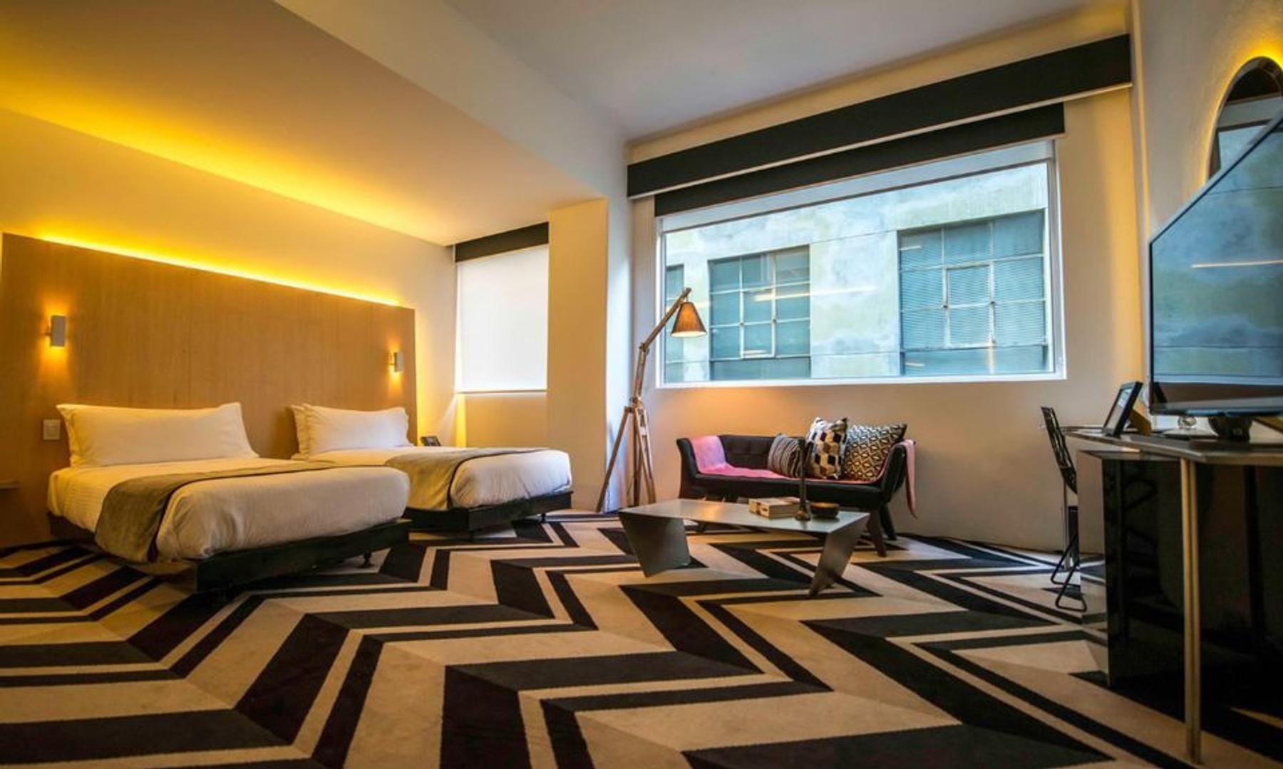 Boutique Melbourne CBD hotel: Adelphi