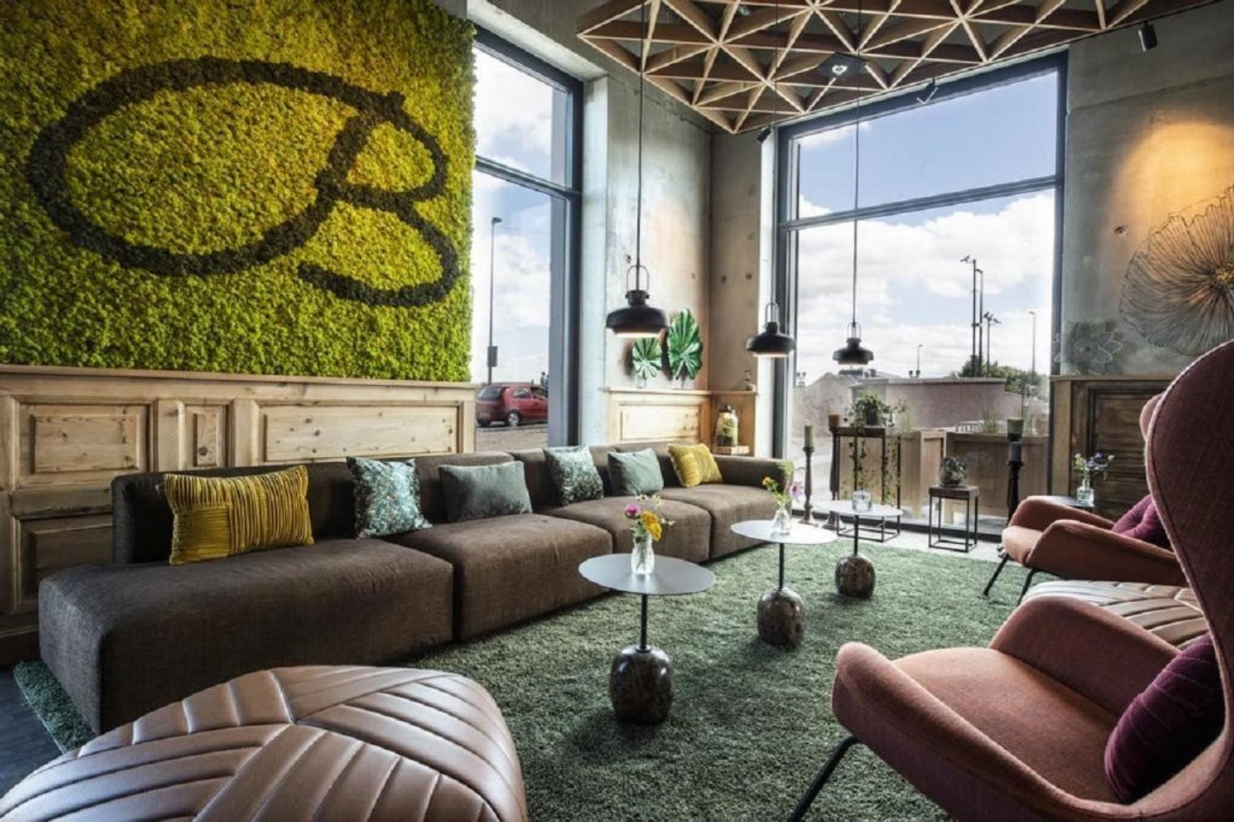 Duurzaam overnachten in Nederland: Four Elements Hotel Amsterdam