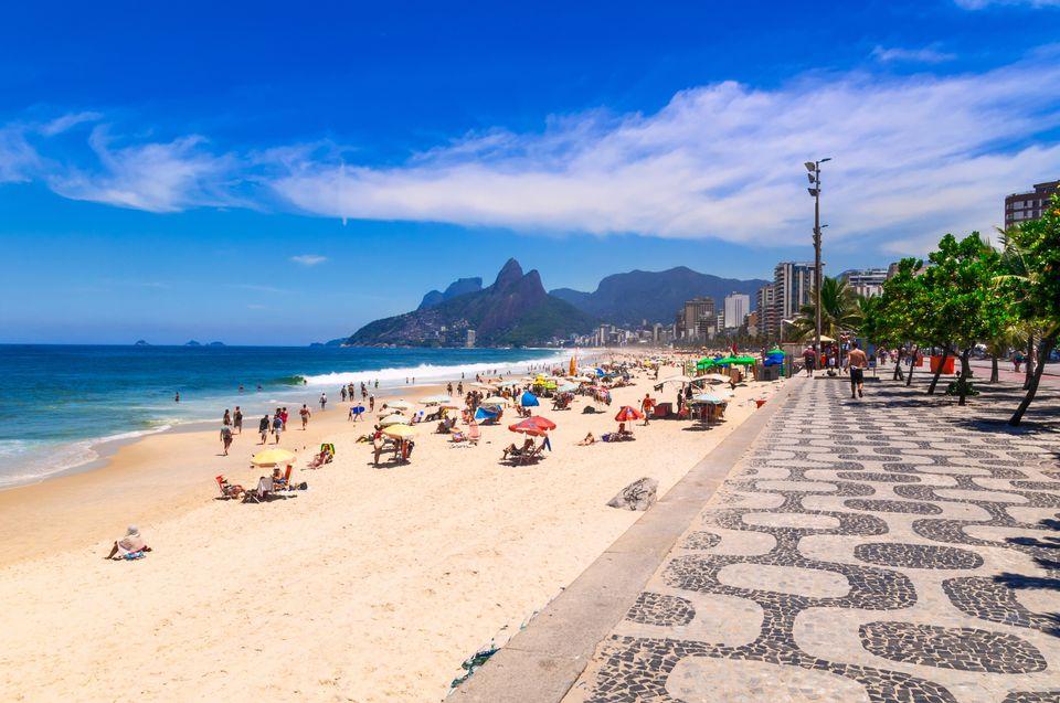 Die schönsten Reiseziele in Südamerika: Rio de Janeiro, Brasilien