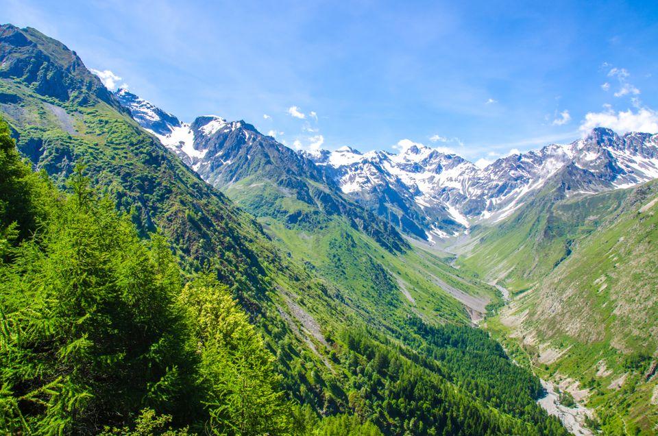 Die schönsten Orte in den Französischen Alpen: Grenoble, Isère