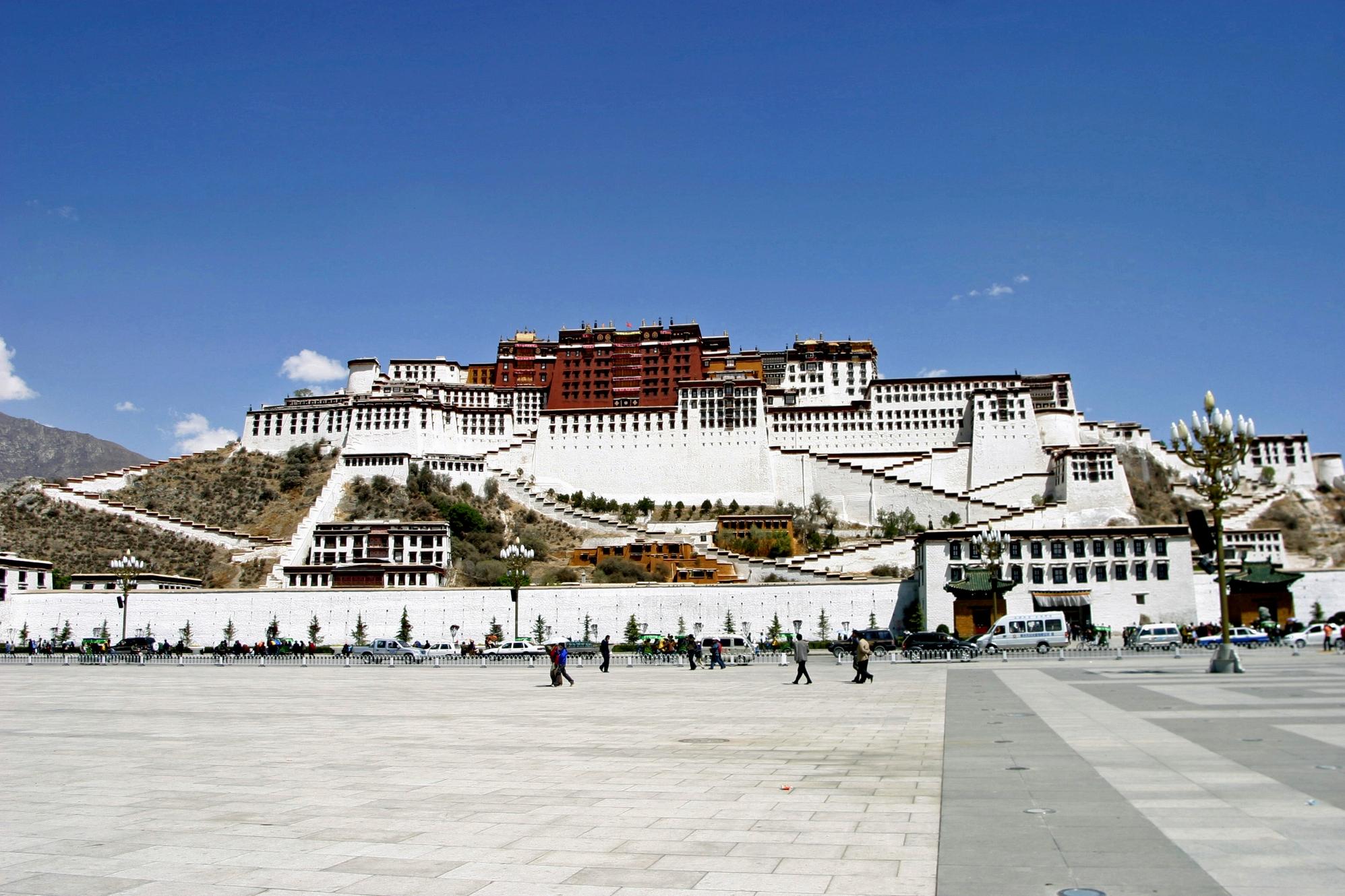 Tibet cosa vedere