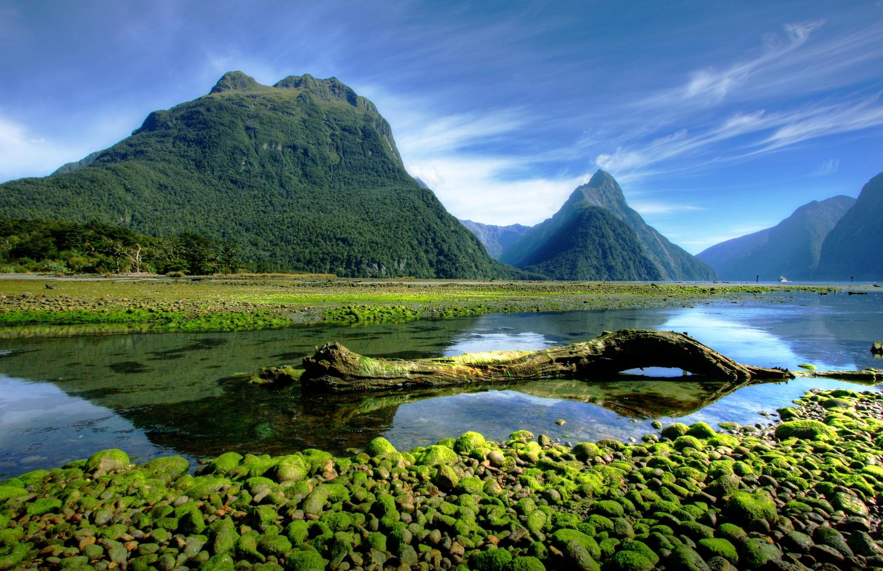 Vakantie Nieuw-Zeeland met camper
