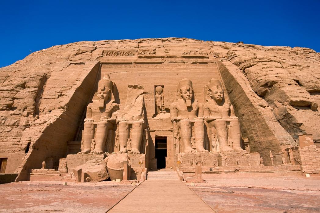 Egitto: Abu Simbel