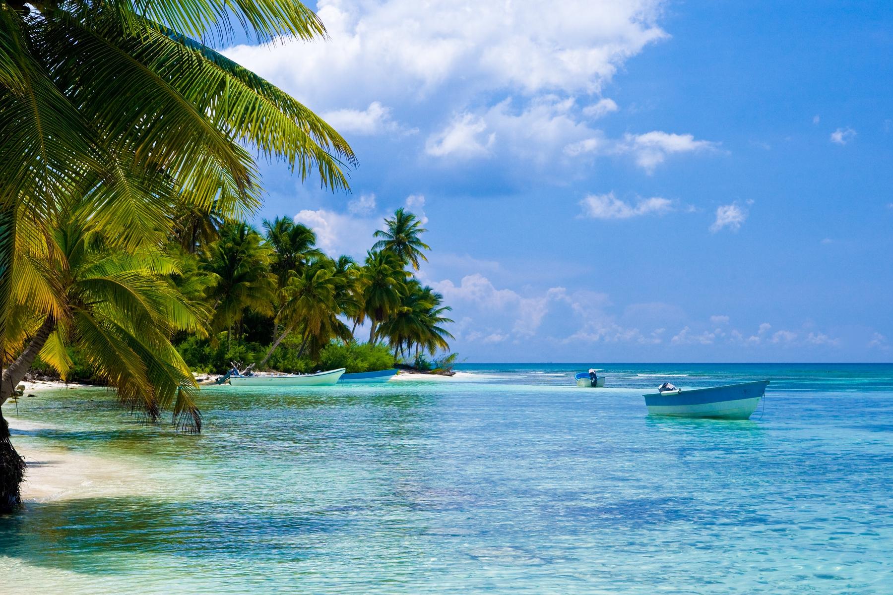 Zonvakantie in maart: vakantie Tortuga Haïti