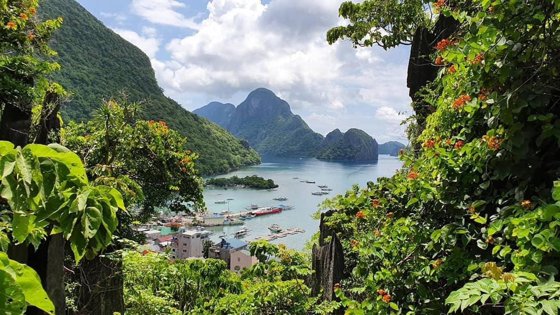 菲律賓擁有美麗的自然風光