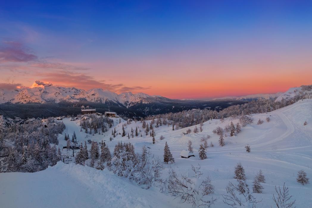 Wyjazdy na narty: Słowenia