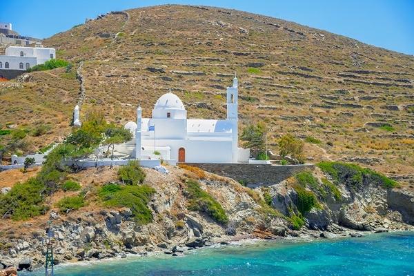 Paros. Perła Morza Egejskiego