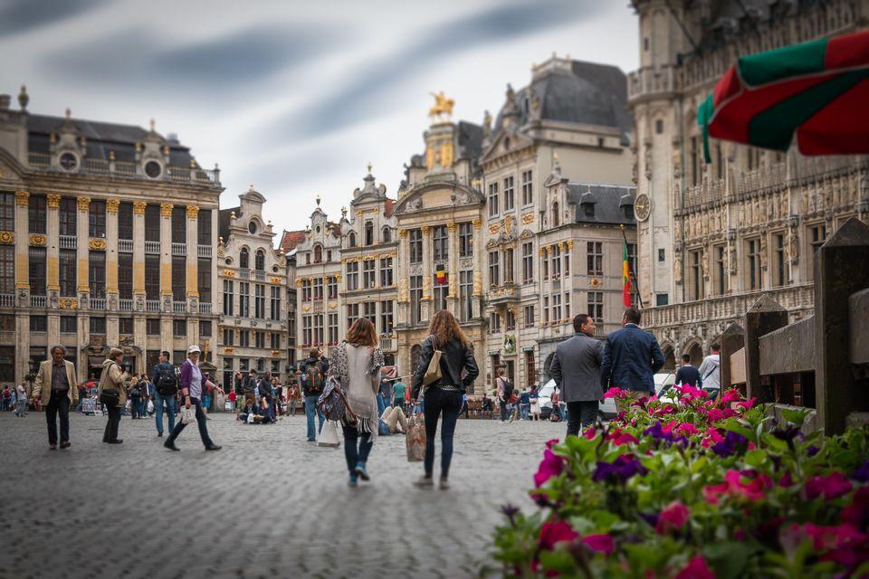 Bruksela to fascynujące, wielokulturowe miasto.