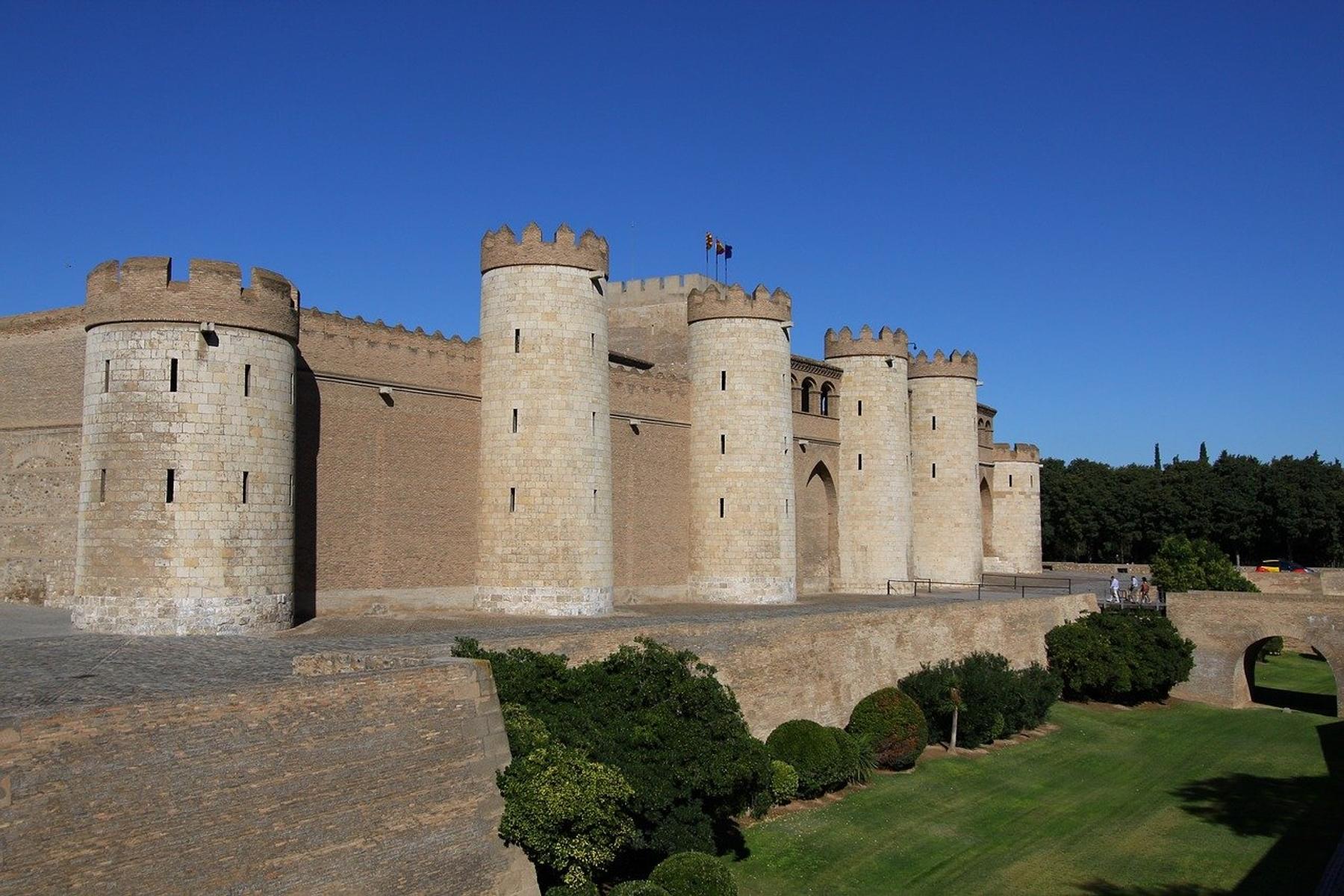Palacio de Aljafería qué ver en Zaragoza