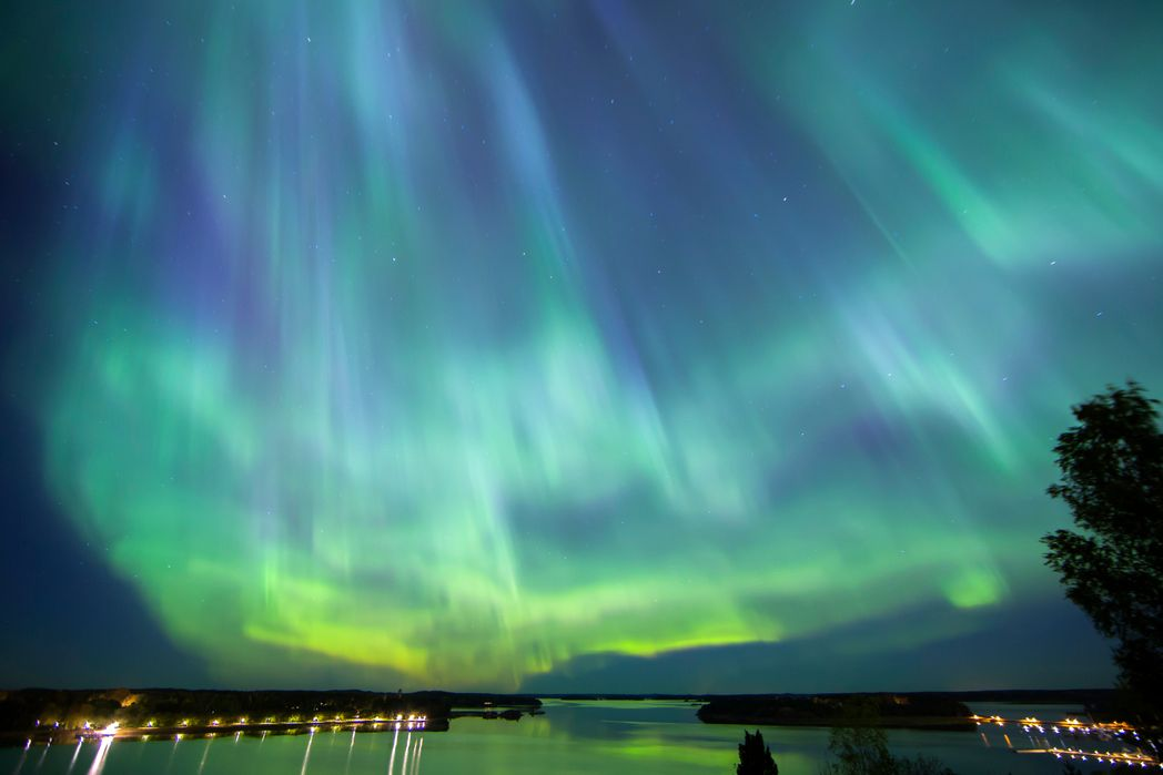 Finland - the best places to see the Northern Lights