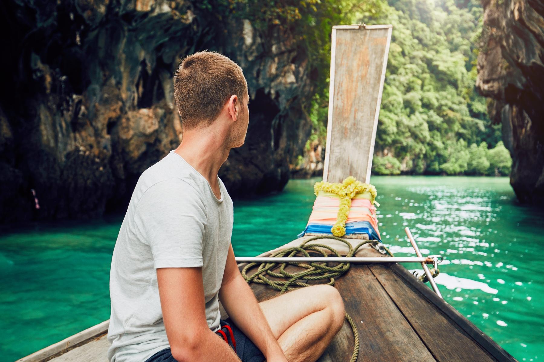 Phuket es una de las islas donde el Gobierno de Tailandia permite viajar a extranjeros, un destino perfecto para teletrabajar mientras viajas