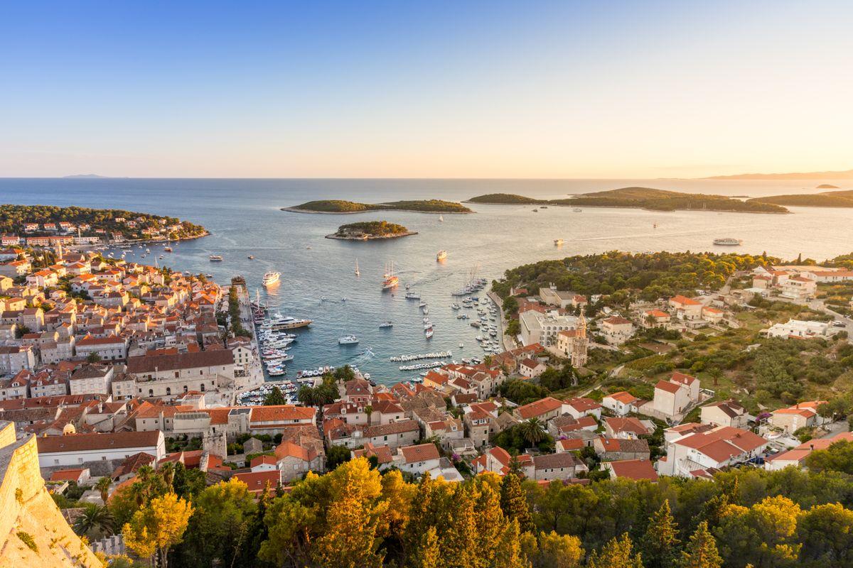Die besten Yoga-Reiseziele Europas: Split & Hvar, Kroatien