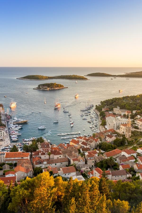 Die beliebtesten Inseln Kroatiens: Hvar